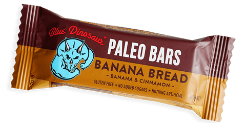 Blue Dinosaur Paleo Bar (Banana Bread) - 45 gm