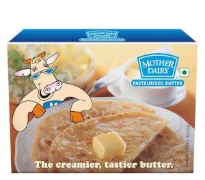 Mother Dairy Butter -  100 g