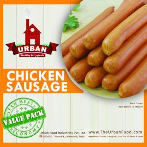 Chicken Sausage Value Pack - 500 gm