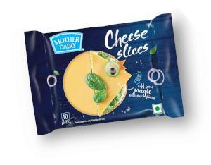 Mother Dairy Cheese Slice -  200 g