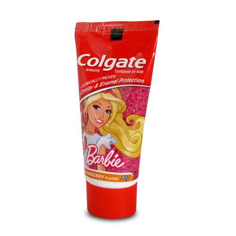 Colgate Kids Barbie 80gm - Kirana - Online Shopping Nepal