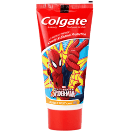 Colgate Kids Spiderman Paste 80gm - Kirana - Online Shopping Nepal