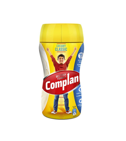 Complan Natural 450gm, Jar