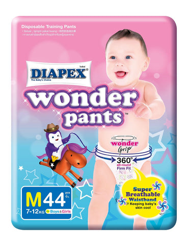 DIAPEX WONDER PANTS M 44 pcs - Kirana - Online Shopping Nepal