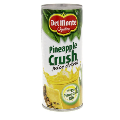 Del Monte Pineapple Crush Juice 240ml - Kirana - Online Shopping Nepal
