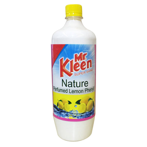 Mr. Kleen Phenyl White Toilet Cleaner 1ltr