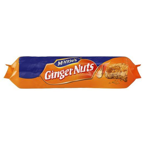 Mcvities Ginger Nut Biscuits, 250gm