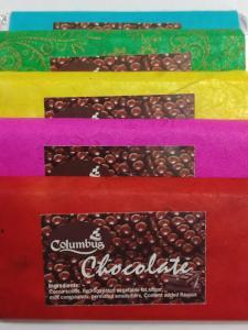Columbus Semi Dark Chocolate - 1 Box - 15pcs - Kirana - Online Shopping Nepal