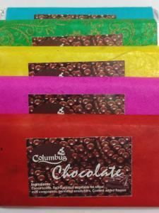 Columbus Semi Dark Chocolate 40 gm - Kirana - Online Shopping Nepal