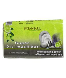 Patanjali Super Dish Wash Bar - 175g - Kirana - Online Shopping Nepal
