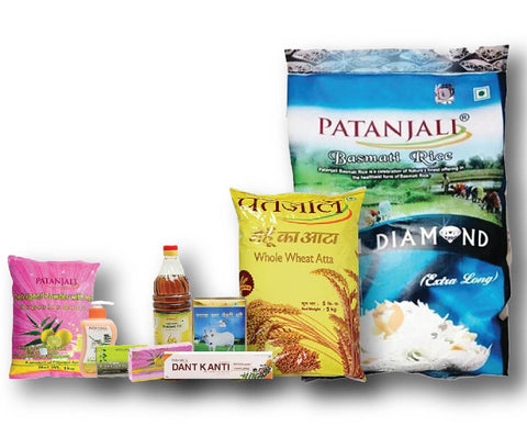 Patanjali Monthly Pack (Diamond)- Save Rs.176