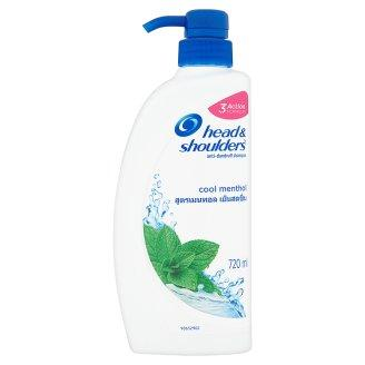 Head & Shoulder Cool Menthol Shampoo, 720ml