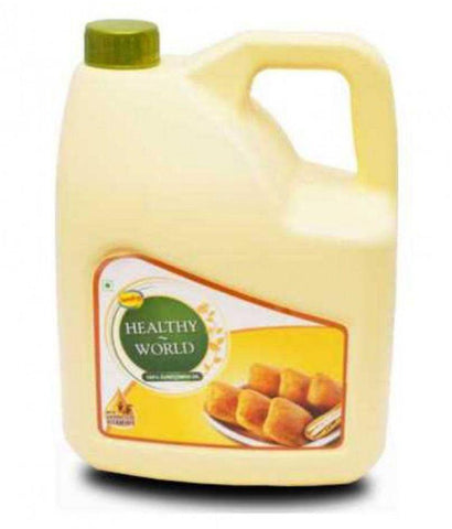 Sundrop Sunflower Oil 5 ltr