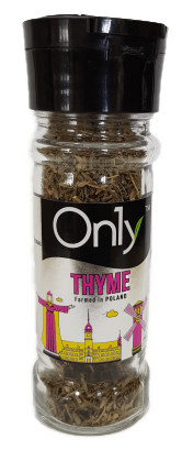 On1y  Thyme Herbs 18 gm