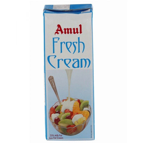 Amul Fresh Cream - Kirana - Online Shopping Nepal