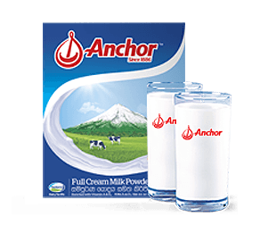 Anchor Milk Powder 400gm - Kirana - Online Shopping Nepal
