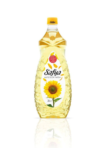 Safya Refined Sunflower Oil 2ltr