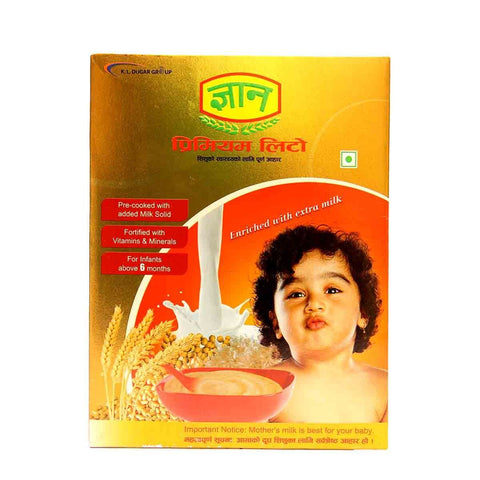 Gyan Premium Litto- 400gm