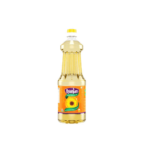 ByanjanSunflowerOil(Bottle)