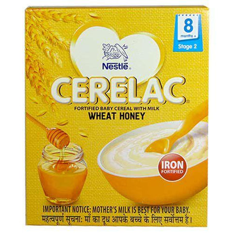 Nestle CERELAC WHEAT HONEY Stage 2- 300gm