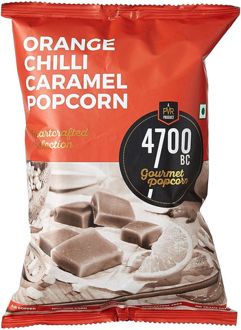 4700BC Orange Chilli Caramel Popcorn 60gm - Kirana - Online Shopping Nepal