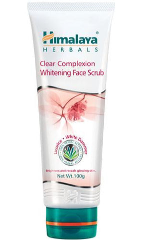 Himalaya Clear Complexion Whitening Face Scrub -100 gm
