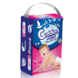 Cuddlers Pants Diapers Eco Pack Medium (52 Pcs)
