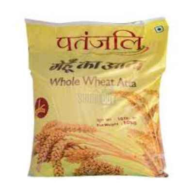 Patanjali Whole Wheat Atta - 5 kg - Kirana - Online Shopping Nepal