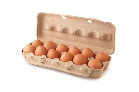 Golden Eggs (Pack of 12)-Rs.185