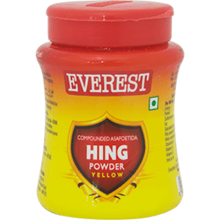 Everest Hing (Yellow) Powder 25gm