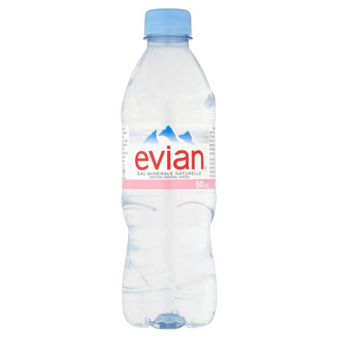 Evian Water 500ml-(Pack of3)