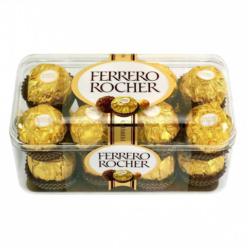 Ferrero Rocher 16 Chocolate