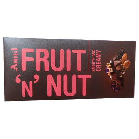 Amul Fruit N Nut Chocolate - Kirana - Online Shopping Nepal