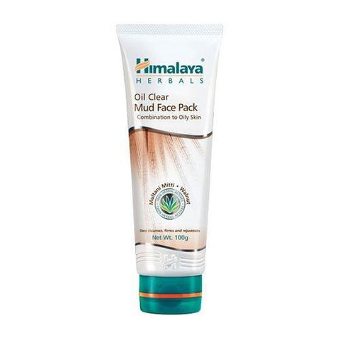 Himalaya Oil Clear Mud Face Pack -100 gm