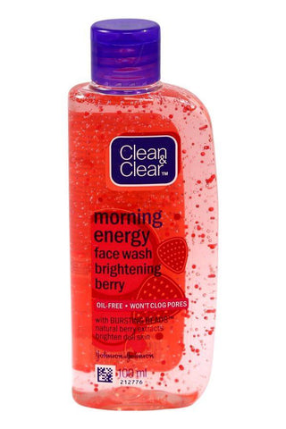 Clean&Clear MORNING ENERGY (BERRY) - Kirana - Online Shopping Nepal