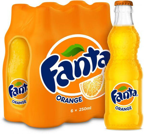 Fanta 500ml (Pack of 6)