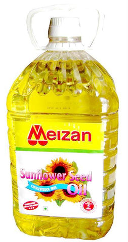 Meizan Sunflower Oil 5 ltr - Kirana - Online Shopping Nepal