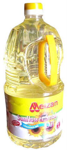 Meizan Sunflower Oil, 2ltr