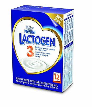 Nestle LACTOGEN-3, 400 GM