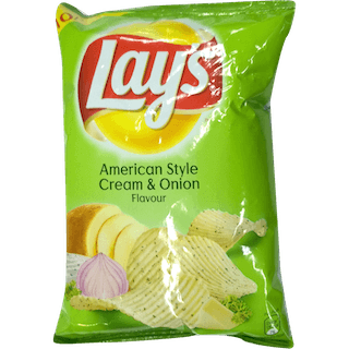 Lays Chips Green