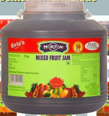 Morton Mixed Fruit Jam, 5kg