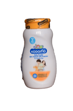 Kodomo Powder: Natural Soft Protection (3 Years & Older) - Kirana - Online Shopping Nepal