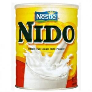 Nestle Nido Powder Milk Tin-400gm