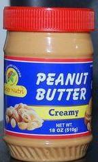 Super Nutri Creamy Peanut Butter, 510gm