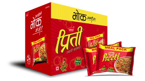 Preeti Meal Pack Chicken-1box