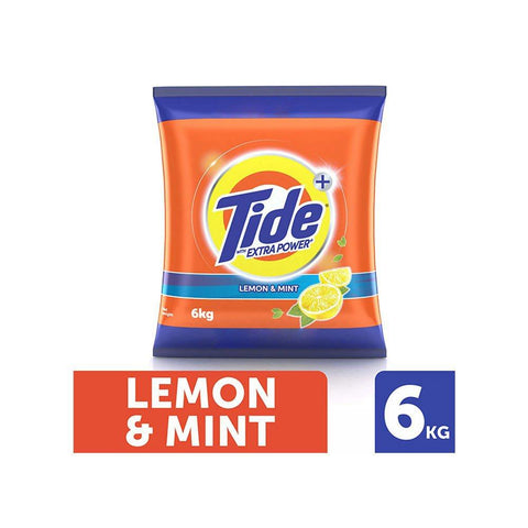 Tide Plus Lemon & Mint, 6kg