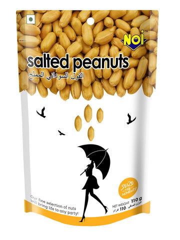 NOI Salted Peanuts 110gm
