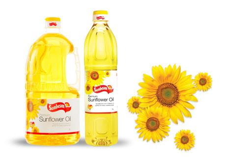 Sunbeam Sunflower Oil- 5ltr