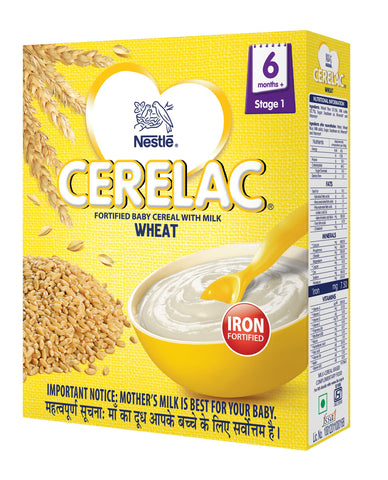 Nestle CERELAC Wheat Stage 1