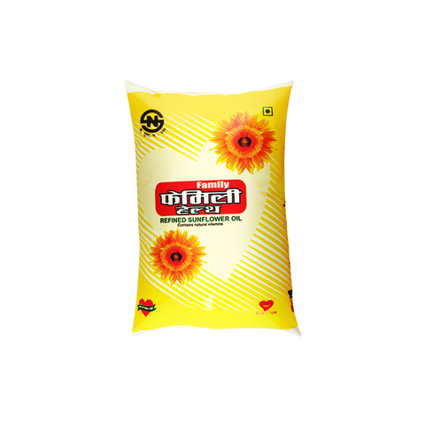 Family Sunflower Oil - Kirana - Online Shopping Nepal